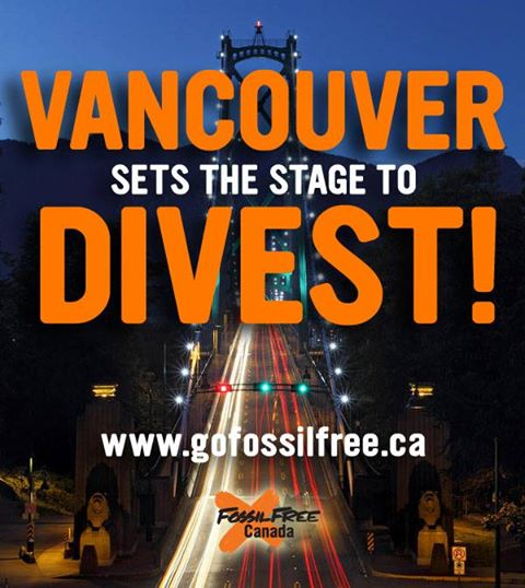 Vancouver Sets the Stage to Divest